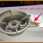 מתקני גריל גז מקצועי למטבח